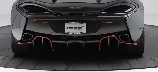 Used 2017 McLaren 570GT for sale $145,900 at Aston Martin of Greenwich in Greenwich CT 06830 17
