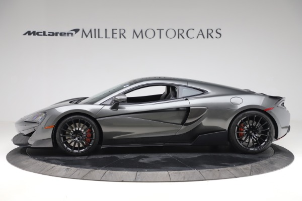 Used 2017 McLaren 570GT for sale $145,900 at Aston Martin of Greenwich in Greenwich CT 06830 2