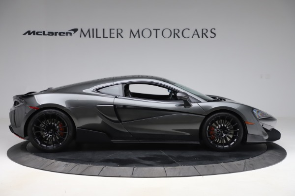 Used 2017 McLaren 570GT for sale $145,900 at Aston Martin of Greenwich in Greenwich CT 06830 3