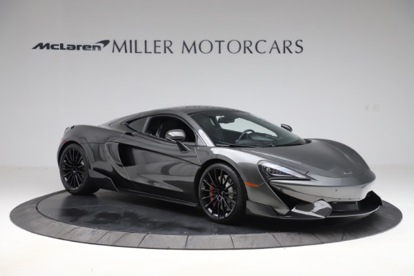 Used 2017 McLaren 570GT for sale $145,900 at Aston Martin of Greenwich in Greenwich CT 06830 4