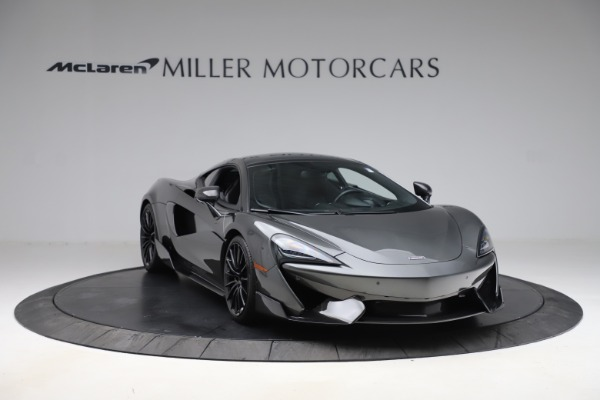 Used 2017 McLaren 570GT for sale $145,900 at Aston Martin of Greenwich in Greenwich CT 06830 5