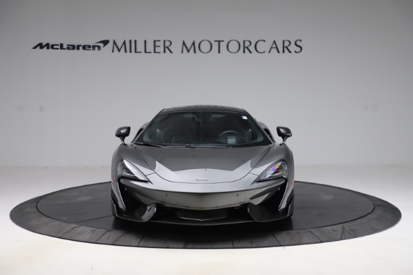 Used 2017 McLaren 570GT for sale $145,900 at Aston Martin of Greenwich in Greenwich CT 06830 6