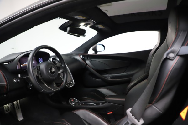 Used 2017 McLaren 570GT for sale $145,900 at Aston Martin of Greenwich in Greenwich CT 06830 9