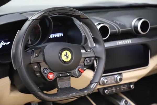Used 2019 Ferrari Portofino for sale Sold at Aston Martin of Greenwich in Greenwich CT 06830 27