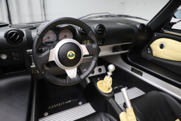 Used 2007 Lotus Elise Type 72D for sale $39,900 at Aston Martin of Greenwich in Greenwich CT 06830 17