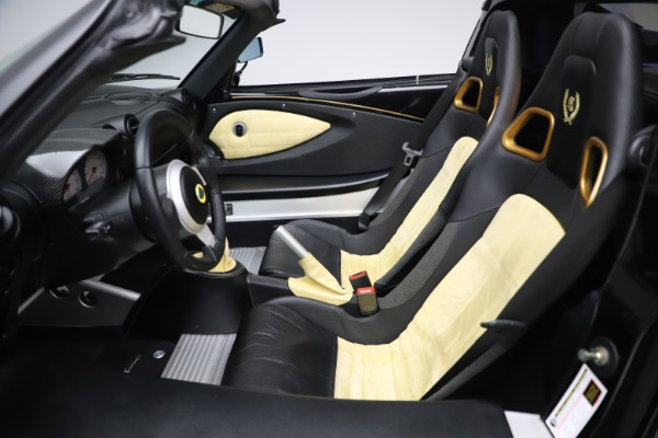 Used 2007 Lotus Elise Type 72D for sale $39,900 at Aston Martin of Greenwich in Greenwich CT 06830 18