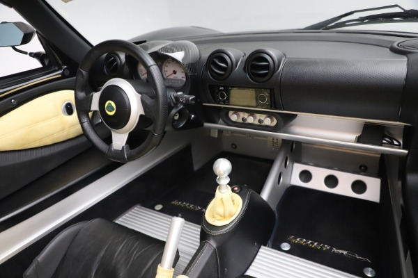 Used 2007 Lotus Elise Type 72D for sale $39,900 at Aston Martin of Greenwich in Greenwich CT 06830 23
