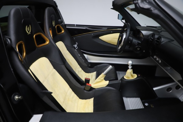 Used 2007 Lotus Elise Type 72D for sale $39,900 at Aston Martin of Greenwich in Greenwich CT 06830 24