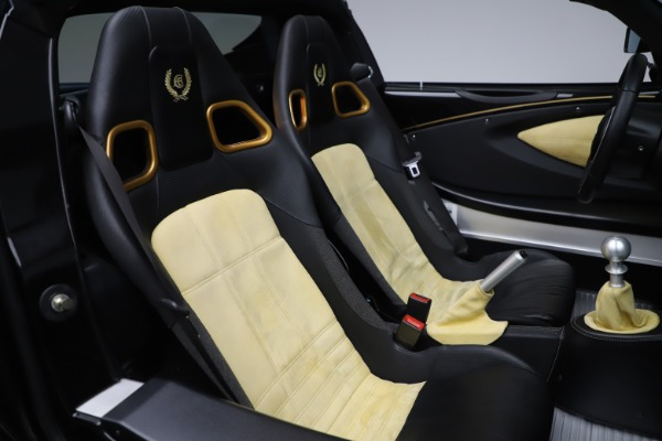Used 2007 Lotus Elise Type 72D for sale $39,900 at Aston Martin of Greenwich in Greenwich CT 06830 25