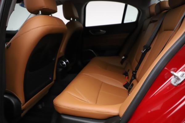 Used 2020 Alfa Romeo Giulia Q4 for sale Sold at Aston Martin of Greenwich in Greenwich CT 06830 16