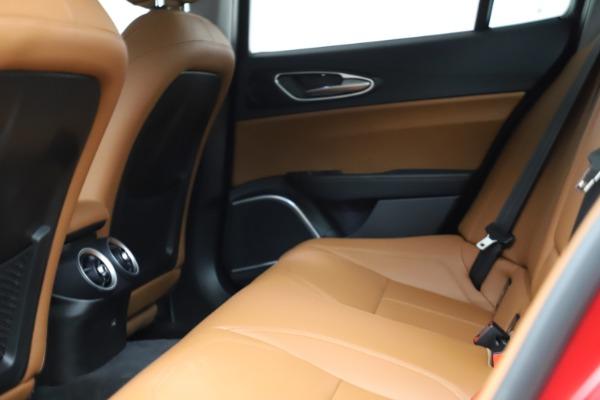 Used 2020 Alfa Romeo Giulia Q4 for sale Sold at Aston Martin of Greenwich in Greenwich CT 06830 17