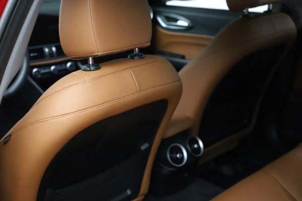 Used 2020 Alfa Romeo Giulia Q4 for sale Sold at Aston Martin of Greenwich in Greenwich CT 06830 18