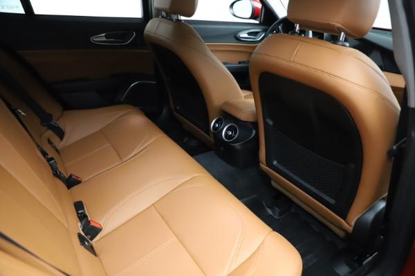 Used 2020 Alfa Romeo Giulia Q4 for sale Sold at Aston Martin of Greenwich in Greenwich CT 06830 21