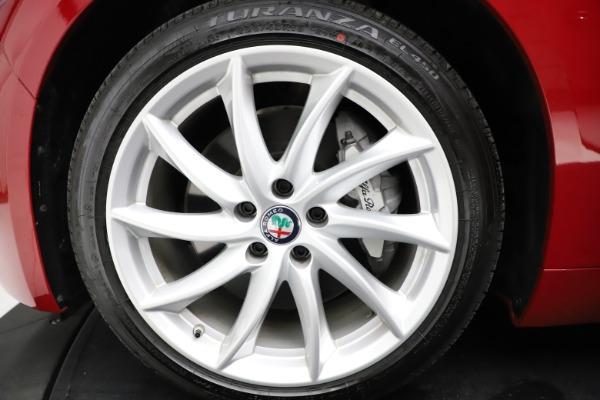 Used 2020 Alfa Romeo Giulia Q4 for sale Sold at Aston Martin of Greenwich in Greenwich CT 06830 23
