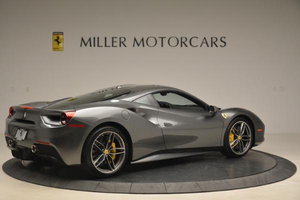 Used 2018 Ferrari 488 GTB for sale Sold at Aston Martin of Greenwich in Greenwich CT 06830 8