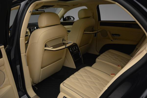 Used 2016 Bentley Flying Spur W12 for sale Sold at Aston Martin of Greenwich in Greenwich CT 06830 20
