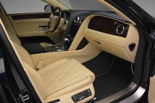 Used 2016 Bentley Flying Spur W12 for sale Sold at Aston Martin of Greenwich in Greenwich CT 06830 24