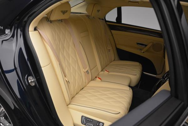 Used 2016 Bentley Flying Spur W12 for sale Sold at Aston Martin of Greenwich in Greenwich CT 06830 26