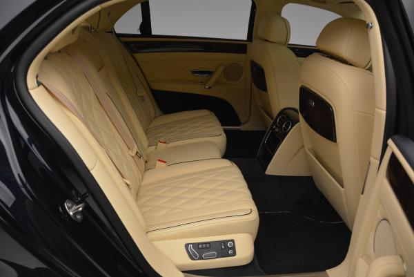 Used 2016 Bentley Flying Spur W12 for sale Sold at Aston Martin of Greenwich in Greenwich CT 06830 28