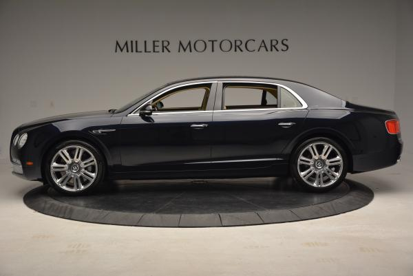 Used 2016 Bentley Flying Spur W12 for sale Sold at Aston Martin of Greenwich in Greenwich CT 06830 3
