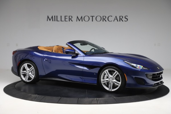 Used 2019 Ferrari Portofino for sale $234,900 at Aston Martin of Greenwich in Greenwich CT 06830 10