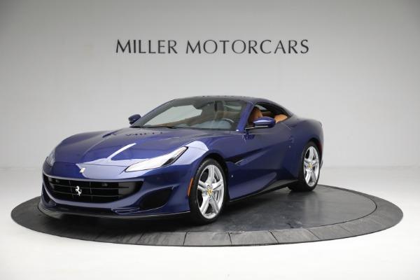 Used 2019 Ferrari Portofino for sale $234,900 at Aston Martin of Greenwich in Greenwich CT 06830 13