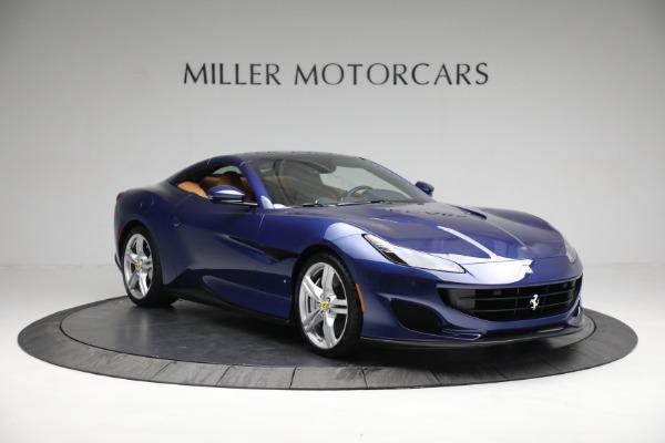 Used 2019 Ferrari Portofino for sale $234,900 at Aston Martin of Greenwich in Greenwich CT 06830 18