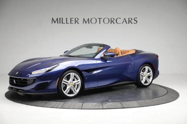 Used 2019 Ferrari Portofino for sale $234,900 at Aston Martin of Greenwich in Greenwich CT 06830 2