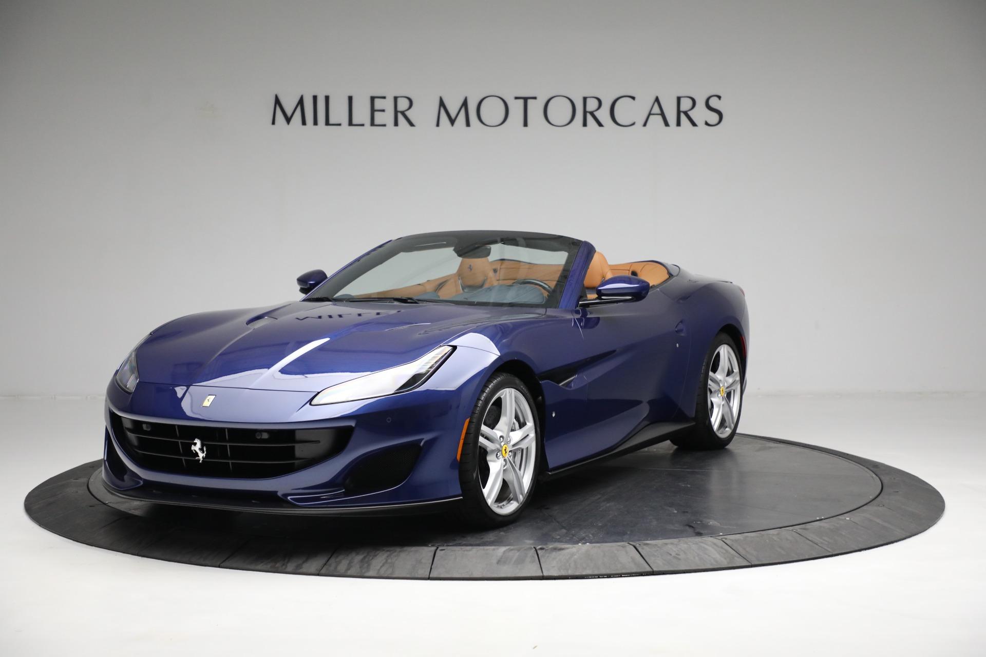 Used 2019 Ferrari Portofino for sale $234,900 at Aston Martin of Greenwich in Greenwich CT 06830 1
