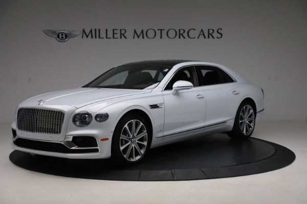New 2020 Bentley Flying Spur W12 for sale Sold at Aston Martin of Greenwich in Greenwich CT 06830 2