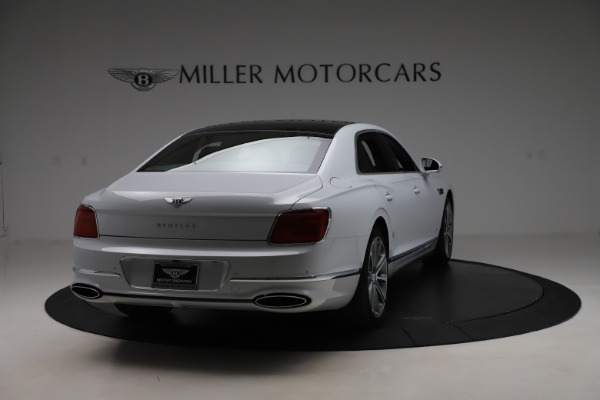 New 2020 Bentley Flying Spur W12 for sale Sold at Aston Martin of Greenwich in Greenwich CT 06830 7