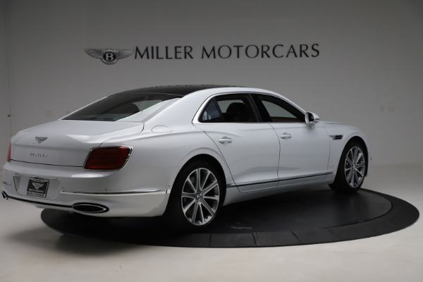 New 2020 Bentley Flying Spur W12 for sale Sold at Aston Martin of Greenwich in Greenwich CT 06830 8