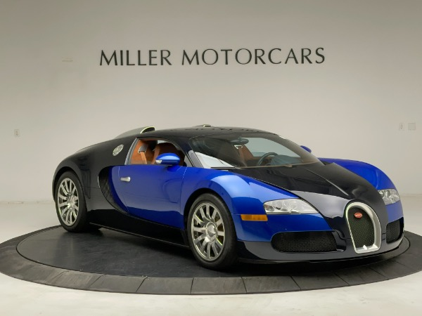 Used 2008 Bugatti Veyron 16.4 Base for sale Call for price at Aston Martin of Greenwich in Greenwich CT 06830 12