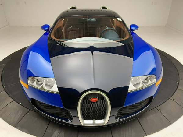 Used 2008 Bugatti Veyron 16.4 Base for sale Call for price at Aston Martin of Greenwich in Greenwich CT 06830 14