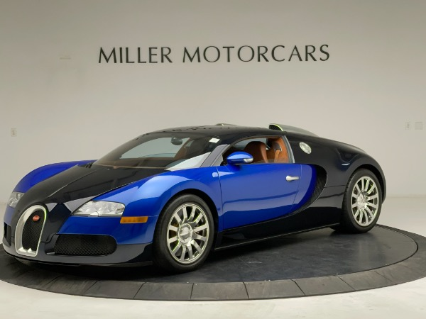 Used 2008 Bugatti Veyron 16.4 Base for sale Call for price at Aston Martin of Greenwich in Greenwich CT 06830 2