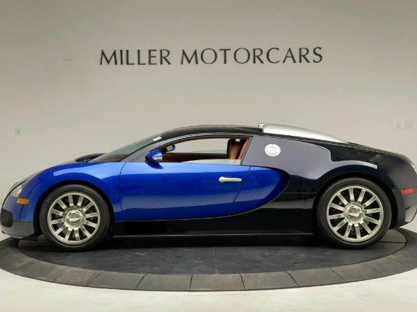 Used 2008 Bugatti Veyron 16.4 Base for sale Call for price at Aston Martin of Greenwich in Greenwich CT 06830 4