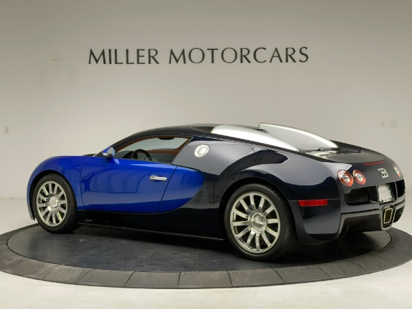 Used 2008 Bugatti Veyron 16.4 Base for sale Call for price at Aston Martin of Greenwich in Greenwich CT 06830 5