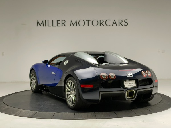Used 2008 Bugatti Veyron 16.4 Base for sale Call for price at Aston Martin of Greenwich in Greenwich CT 06830 6