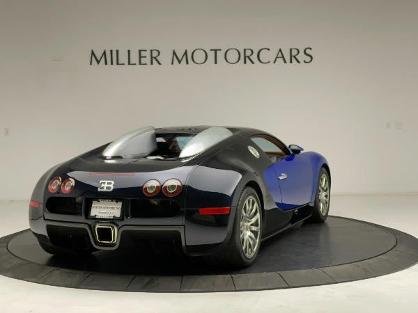 Used 2008 Bugatti Veyron 16.4 Base for sale Call for price at Aston Martin of Greenwich in Greenwich CT 06830 7