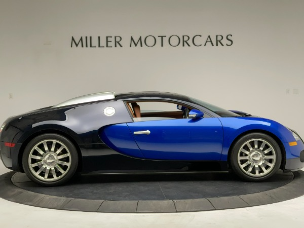 Used 2008 Bugatti Veyron 16.4 Base for sale Call for price at Aston Martin of Greenwich in Greenwich CT 06830 9