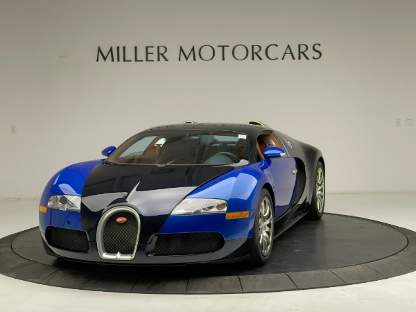 Used 2008 Bugatti Veyron 16.4 Base for sale Call for price at Aston Martin of Greenwich in Greenwich CT 06830 1