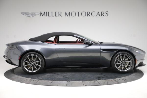 New 2020 Aston Martin DB11 Volante Convertible for sale $263,681 at Aston Martin of Greenwich in Greenwich CT 06830 13