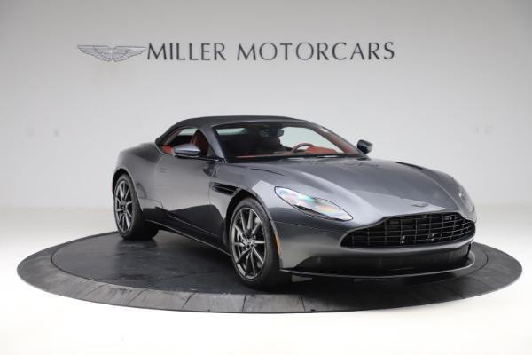 New 2020 Aston Martin DB11 Volante Convertible for sale $263,681 at Aston Martin of Greenwich in Greenwich CT 06830 15