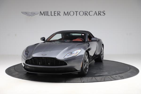 New 2020 Aston Martin DB11 Volante Convertible for sale $263,681 at Aston Martin of Greenwich in Greenwich CT 06830 16
