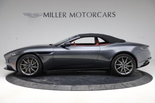 New 2020 Aston Martin DB11 Volante Convertible for sale $263,681 at Aston Martin of Greenwich in Greenwich CT 06830 18