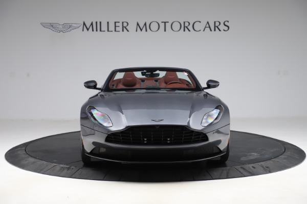 New 2020 Aston Martin DB11 Volante Convertible for sale $263,681 at Aston Martin of Greenwich in Greenwich CT 06830 2