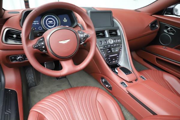 New 2020 Aston Martin DB11 Volante Convertible for sale $263,681 at Aston Martin of Greenwich in Greenwich CT 06830 20