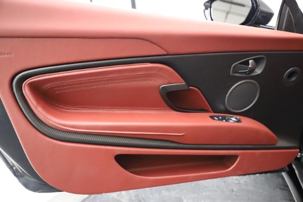 New 2020 Aston Martin DB11 Volante Convertible for sale $263,681 at Aston Martin of Greenwich in Greenwich CT 06830 21