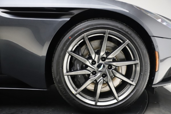 New 2020 Aston Martin DB11 Volante Convertible for sale $263,681 at Aston Martin of Greenwich in Greenwich CT 06830 28