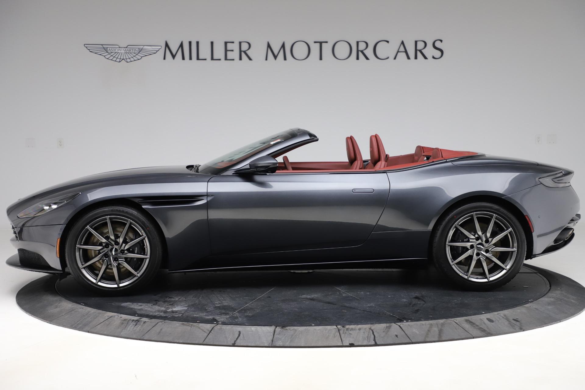 New 2020 Aston Martin Db11 Volante Convertible For Sale Special Pricing Aston Martin Of Greenwich Stock A1442